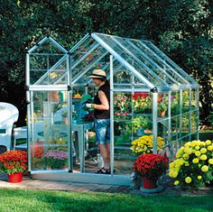 This item ships standard for FREE to the continental U.S.!If you've been contemplating adding a greenhouse to your garden, now is the time to take the plunge. There has never been a more economical, safer, and sturdier home greenhouse than Snap & Grow™, and we believe you can begin your entire garden from seed, or protect your non-hardy plants through winter, within it. Suitable for any climate, it offers unbeatable winter protection for tender plants, a humid environment for seed startin…