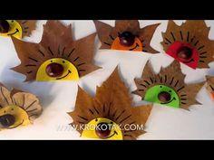 fall crafts for toddlers krokotak Halloween Crafts For Toddlers, Autumn Activities For Kids, Toddler Crafts, Easy Fall Crafts, Fall Crafts For Kids, Kids Crafts, Ghost Crafts, Spider Crafts, Wallpapers Whatsapp