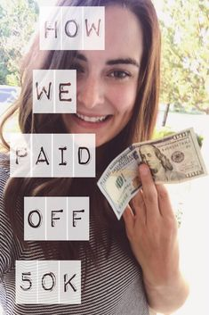 Need some financial tips? Let me share with you how we paid off 50K!