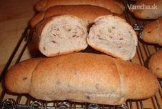 Špaldové kváskové rožky - Recept - My site Breads, Basket, Diets, Bread, Braid Out, Buns, Sandwich Loaf