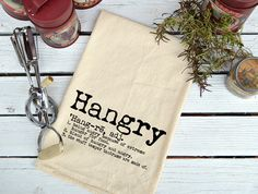 Flour Sack Towel Feed Sack Towel Kitchen Towel by HomeSeweetHome