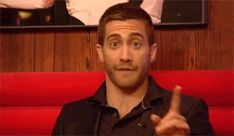 jake gyllenhaal. Holy crap I could watch this all day!