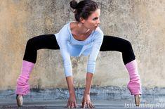 Похудение в ногах для балерин тренировка