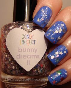 Candy Lacquer Bunny Dreams II