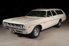 1969 Dodge Polara.  Ours was the sister Plymouth Satellite Wagon in yellow...same car...lots of memories
