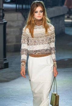 Maailman taitavimpien käsityöläisten taidonnäyte: Chanel näytti, mihin pystyy