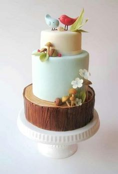 Tale Of the Twig cake...