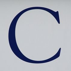 letter C by Leo Reynolds, via Flickr