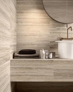 The emblem of the artistic and artisan value of each product design by Ceramica Sant'Agostino - #Design #InteriorDesign #HomeDesign #Interiors #Bathroom #BathroomDesign #Home #Archilovers #HomeDecor #Architecture #Decor #Decorating #HomeStyling #GlobalDesign #MyInterior #CharmingHomes #CeramicaSantAgostino
