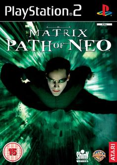 The Matrix Path of Neo PlayStation 2 Video Game Mint Condition UK Release Juegos Ps2, Film 2017, Game Prices, Brave New World, Playstation Games, Keanu Reeves, I Am Game, Cyberpunk, Card Games