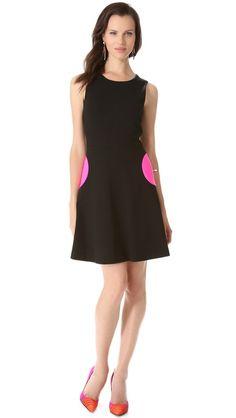 Lisa Perry Flared Circle Dress