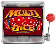 Multi Dice Kockás, Órás, kocsmai nyerőgép