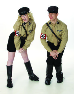 Stormtrooper Nazi Costumes - The Producers Theatre Rental from $39-53 per costume