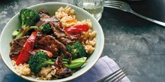 FIXATE Beef and Broccoli   Ultimate Portion Fix   Beachbody Blog Fixate Recipes, Beef Recipes, Healthy Recipes, Advocare Recipes, Candida Recipes, Cleanse Recipes, Apple Recipes, Seafood Recipes, Fixate Cookbook