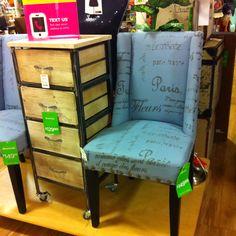 Homegoods Paris chairs....love it!!