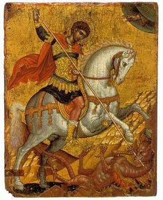 Saint George the Great Martyr Great-Martyr GEORGE (April 23)