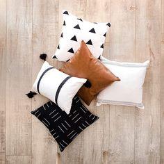 Affordable boho pillow roundup