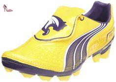 Puma V1-11 IFG, Football homme - Jaune, 43 EU (9) - Chaussures puma (*Partner-Link)