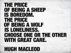 Sheep vs. Wolf
