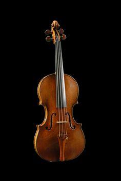 Violin by Nicolò Amati, 1656
