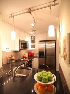 track lighting in kitchen. unique kitchen track lighting ideas in