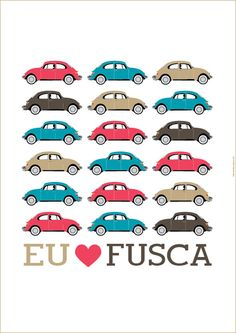Poster de fusca para download :)