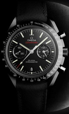 omega speedmaster dark side of the moon | 44.25 mm http://www.omegawatches.com/collection/speedmaster/moonwatch/presentation/speedmaster-dark-side-of-the-moon