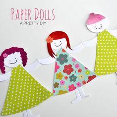 Pretty Paper Dolls