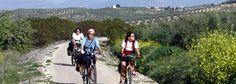 Via Verde del Aceite y Ruta de los Vinos Montilla-Moriles, en Córdoba - http://www.conmuchagula.com/2014/03/24/via-verde-del-aceite-y-ruta-de-los-vinos-montilla-moriles-en-cordoba/