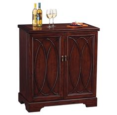 695-134 Rhone Valley Wine & Bar Cabinet Howard Miller