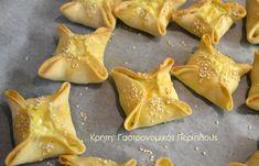 Παραδοσιακά χανιώτικα καλιτσούνια - cretangastronomy.gr Fish, Meat, Decor, Dekoration, Decoration