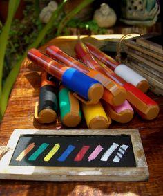 chalkboard markers!