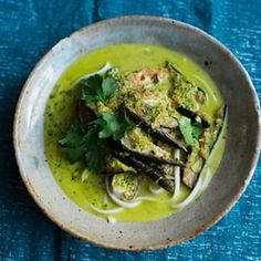 Nigel Slater's spring soup recipes | Life and style | The Guardian