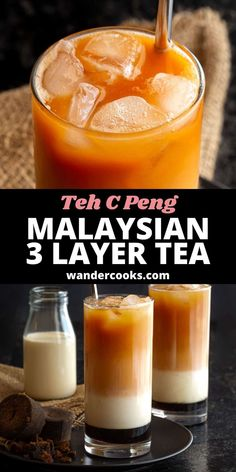 Healthy Asian Recipes, Asian Snacks, Asian Desserts, Malaysian Recipes, Malaysian Food, Vietnamese Iced Coffee, 5 Minute Meals, Fancy Drinks, Easy Weeknight Meals