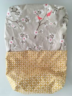 Sewing Hacks, Sewing Crafts, Sewing Projects, Drawstring Bag Tutorials, Coin Couture, Fabric Board, Creation Couture, Loom Knitting, Handmade Bags