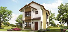 The Manors welcomes you into its peaceful commune. Choice lots & beautifully-designed modern Asian-themed homes give country-inspired living. Philippine Houses, Modern Asian, House With Porch, Real Estate Development, Model Homes, Condominium, Detached House, Property For Sale, Home And Garden