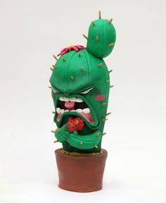 cactus - get a splinter on Behance
