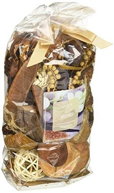 Relaxing Potpourri ~ Amazing Aromatherapy Scent~ Made in USA! Manu Home Fresh Potpourri Bag-12 oz Infuse The Room with The Fresh Soothing Lily-of-The-Valley Clean