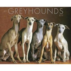 Greyhounds 2011 Wall Calendar (Just) (Calendar) http://www.amazon.com/dp/160755139X/?tag=dismp4pla-20