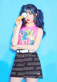 Eunha wallpaper lockscreen HD Gfriend