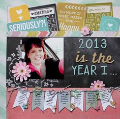 2013 Year In Review with WRMK's Chalkboard Collection