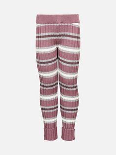 Ribbestrikket ullongs i 100% merinoull. Bred strikk i midjen og bred opprett nederst på bena. Lys lilla Pajama Pants, Pajamas, Sweatpants, Fashion, Pjs, Moda, Sleep Pants, Fashion Styles, Pajama