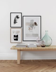 Anna Bülow InsideOut - blush poster in the group Posters & Prints at Desenio AB (Pre026)