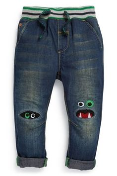 Buy Monster Knee Jeans (3mths-6yrs) online today at Next: United States of America