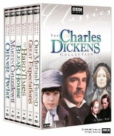 Amazon.com: The Charles Dickens Collection, Vol. 1 (Oliver Twist / Martin Chuzzlewit / Bleak House / Hard Times / Great Expectations / Our Mutual Friend): Paul McGann, Keeley Hawes, Steven Mackintosh, Anna Friel, Peter Vaughan, Pam Ferris, Kenneth Cranham, Timothy Spall, Dominic Mafham, Margaret Tyzack, David Bradley, Doon Mackichan, Gareth Davies, Lawrence Gordon Clark, Betty Willingale, John Harris, Alexander Baron, Andrew Davies, Arthur Hopcraft, Charles Dickens: Movies & TV