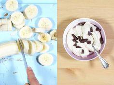 Bananeneis aus nur einer Zutat – so geht's   LECKER
