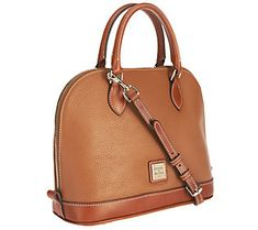 Just received this Dooney & Bourke handbag from QVC today!! Love. Love. Love it!!