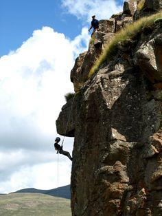Adventure sports at Afriski Mountain Resort