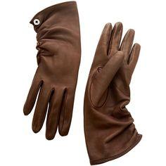 Dooney & Bourke Side Cinch Glove, found on #polyvore. #gloves #accessories