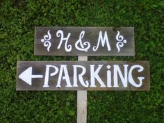 Hey, I found this really awesome Etsy listing at http://www.etsy.com/listing/96751967/wedding-signs-romantic-outdoor-weddings
